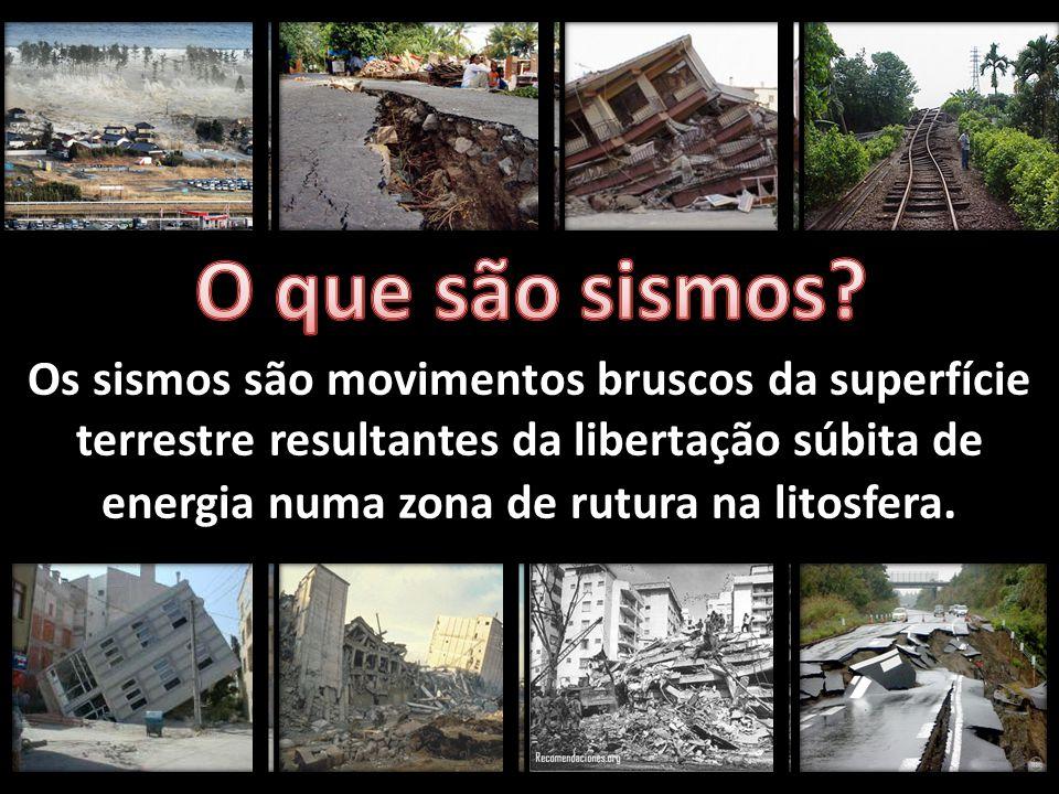 O que são sismos