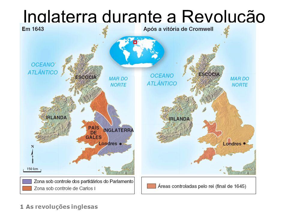 Inglaterra durante a Revolução Puritana