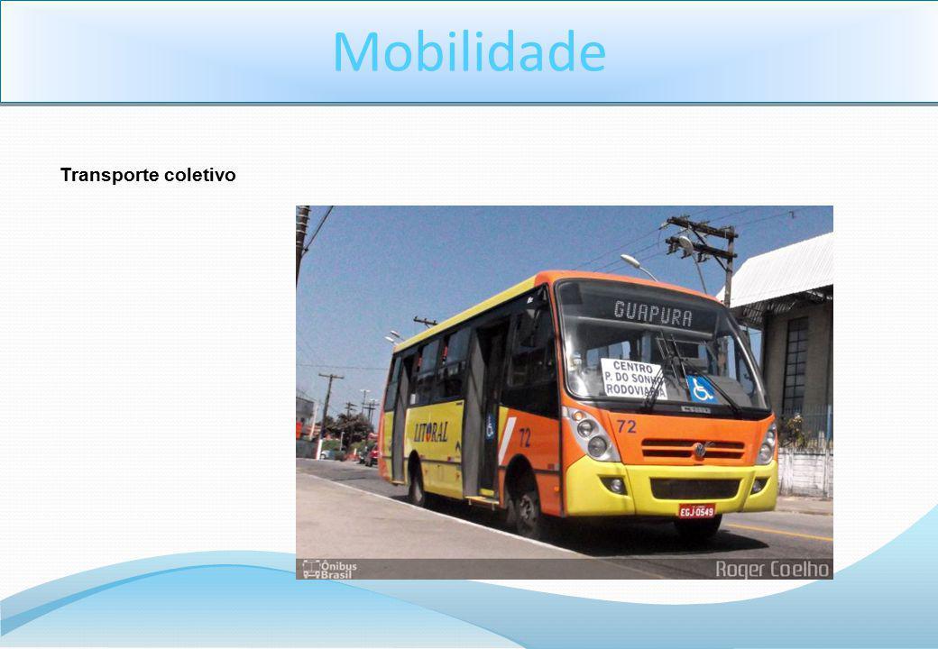 Mobilidade Transporte coletivo