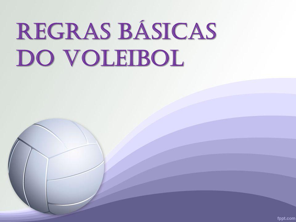 2cf7216f63 Regras Básicas do Voleibol - ppt video online carregar