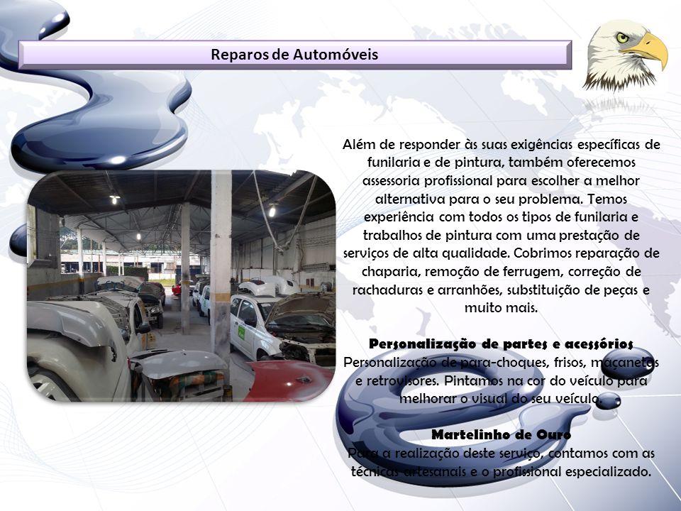 Reparos de Automóveis