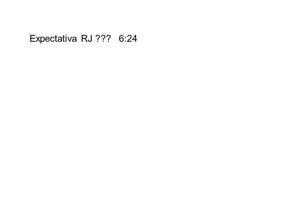 Expectativa RJ 6:24