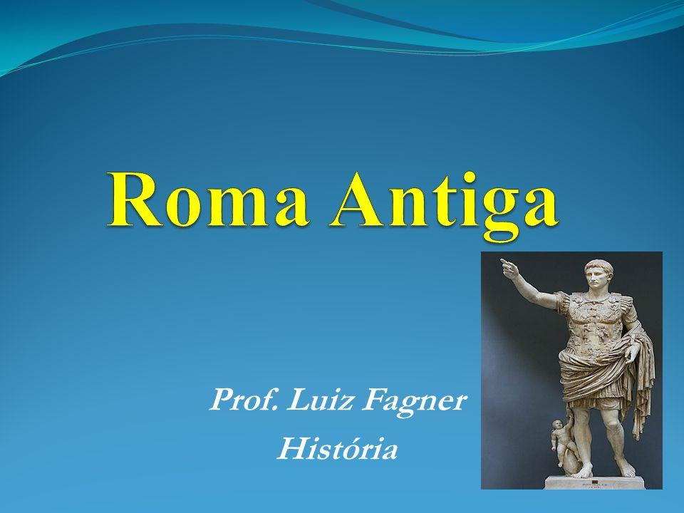 Prof. Luiz Fagner História