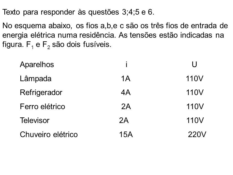 Texto para responder às questões 3;4;5 e 6.