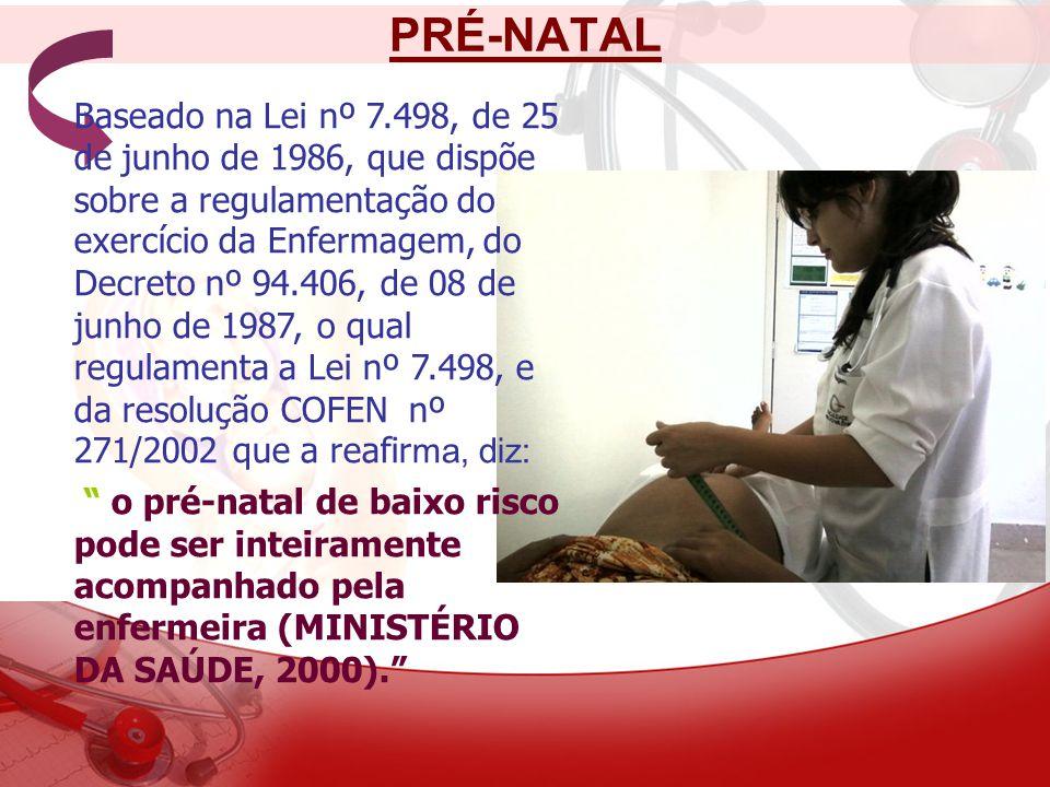 PRÉ-NATAL
