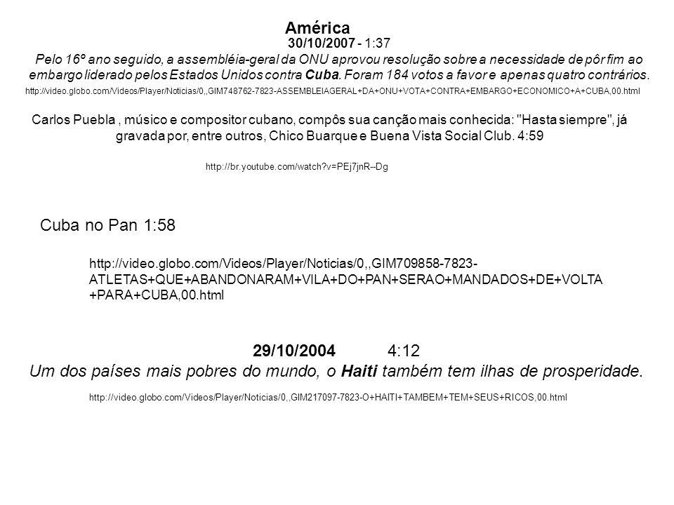 América Cuba no Pan 1:58 29/10/2004 4:12