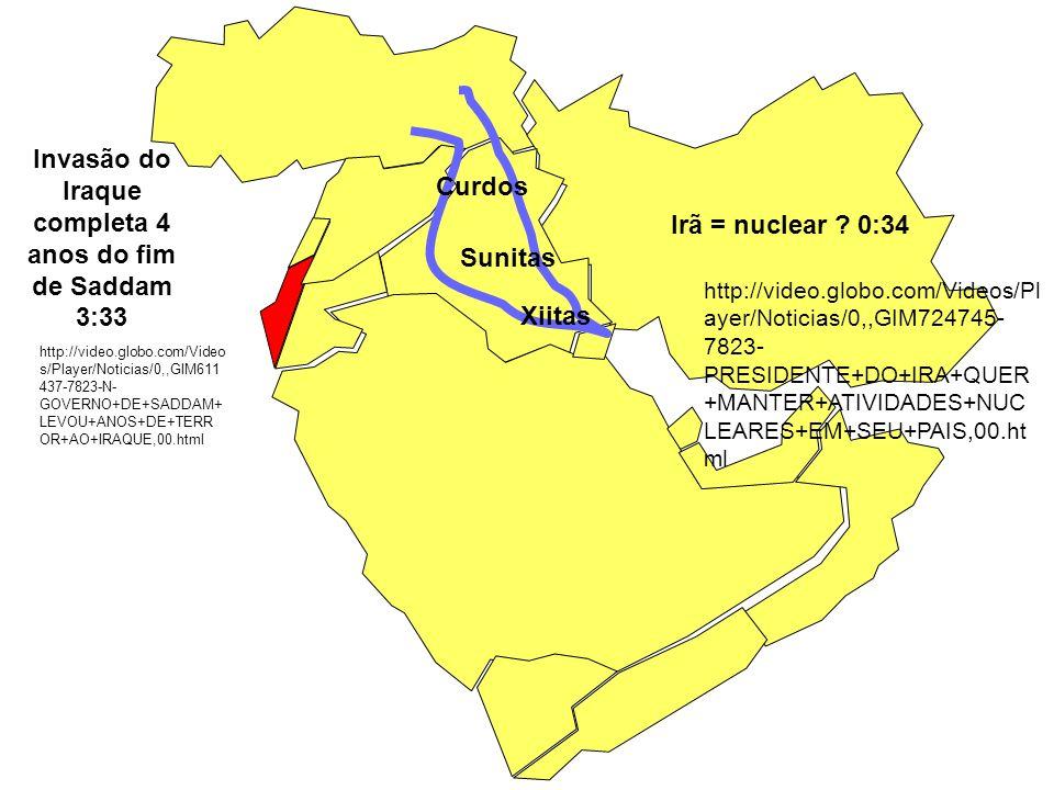 Invasão do Iraque completa 4 anos do fim de Saddam