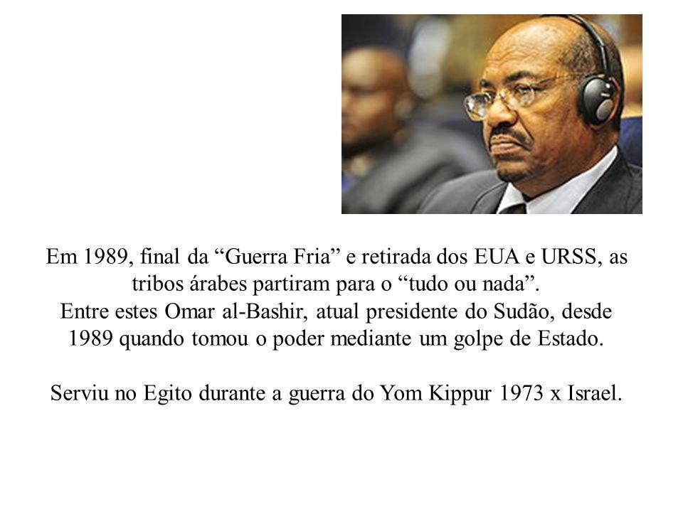 Serviu no Egito durante a guerra do Yom Kippur 1973 x Israel.