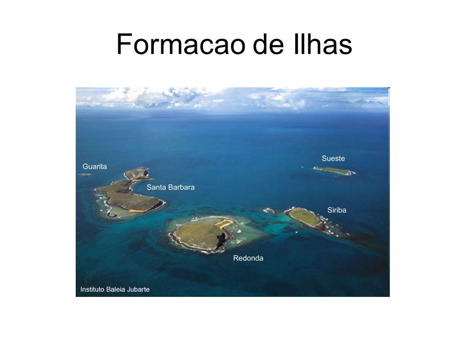 Formacao de Ilhas
