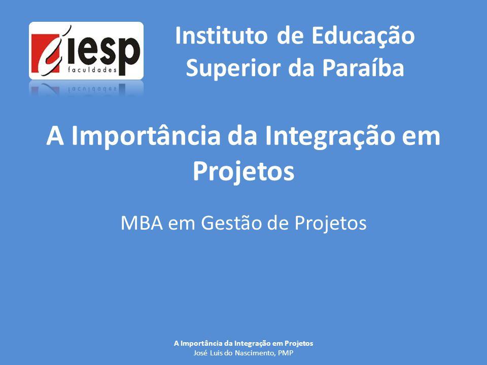 A Importância da Integração em Projetos