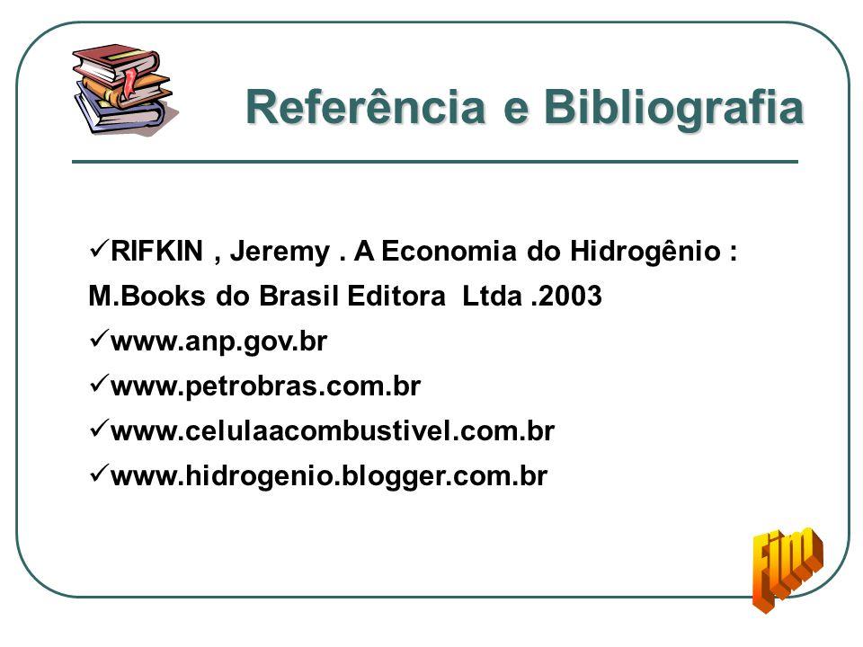 Referência e Bibliografia