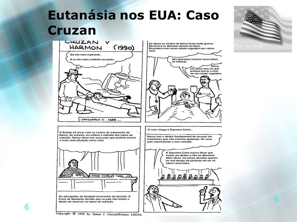 Eutanásia nos EUA: Caso Cruzan