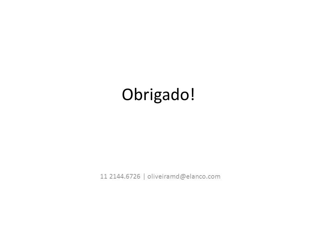 11 2144.6726 | oliveiramd@elanco.com