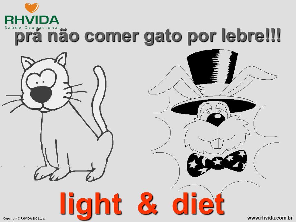 prá não comer gato por lebre!!!