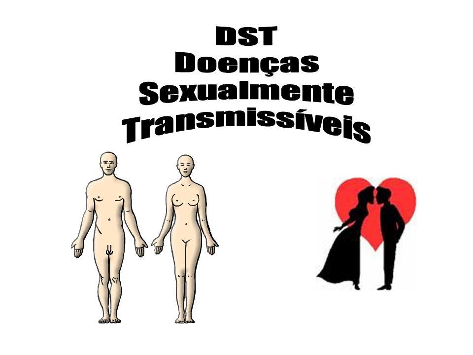 DST Doenças Sexualmente Transmissíveis