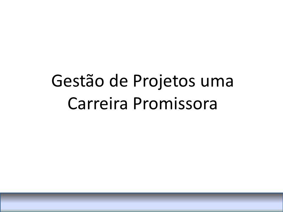 Gestão de Projetos uma Carreira Promissora