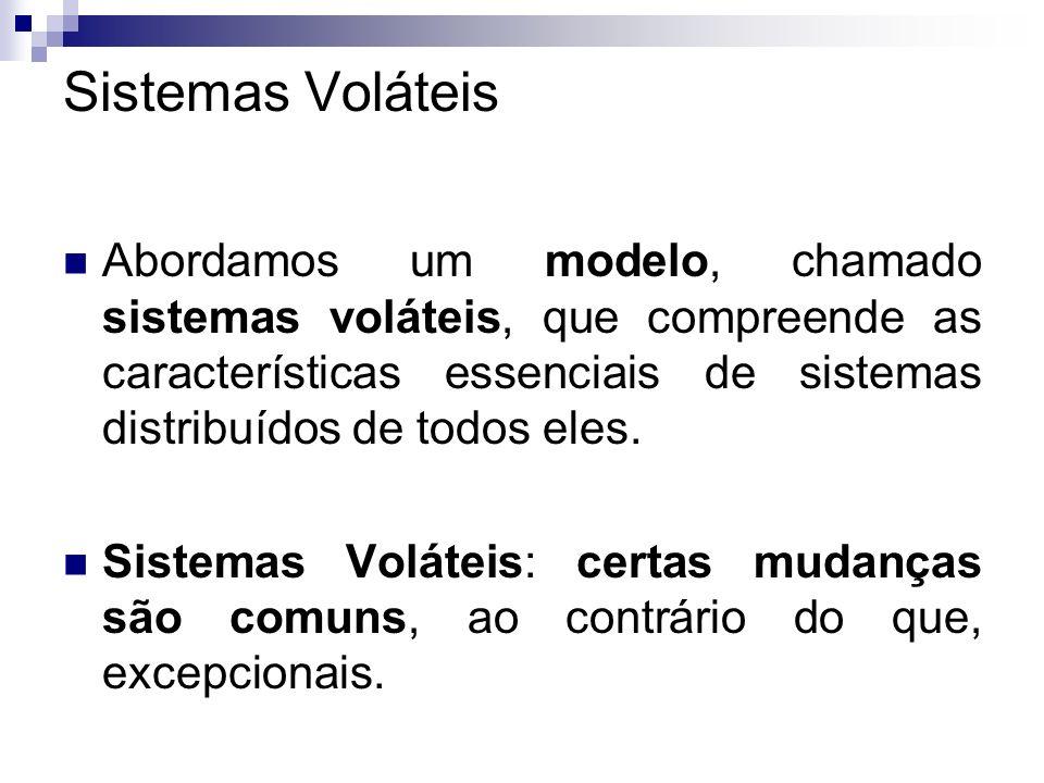 Sistemas Voláteis