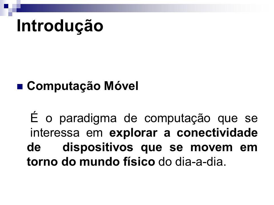 Introdução Computação Móvel