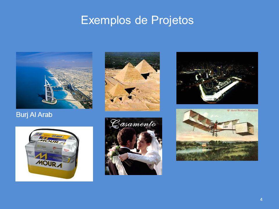Exemplos de Projetos Burj Al Arab