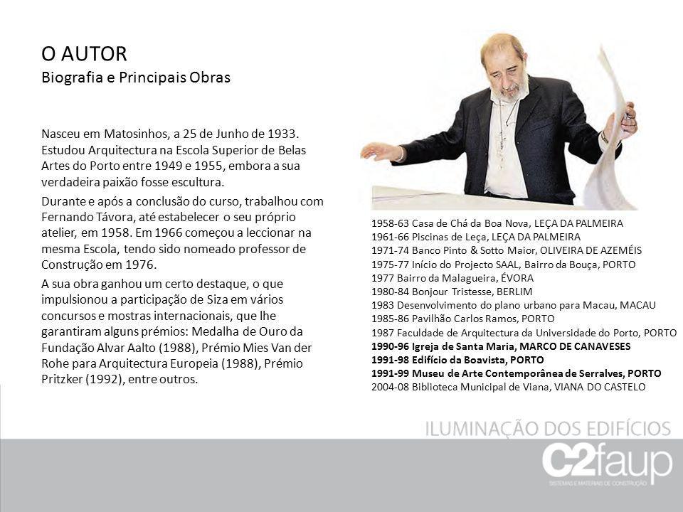 O AUTOR Biografia e Principais Obras