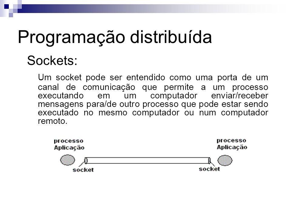 Programação distribuída