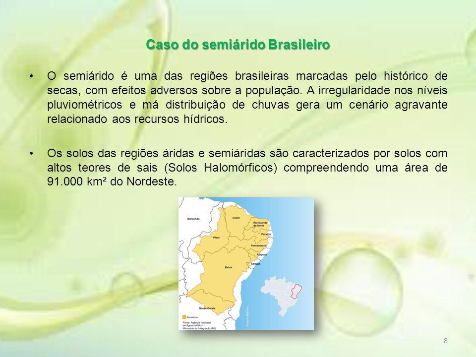 Caso do semiárido Brasileiro
