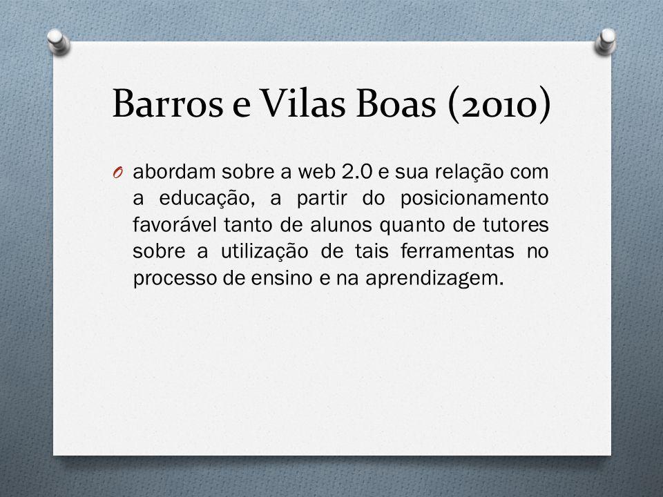 Barros e Vilas Boas (2010)