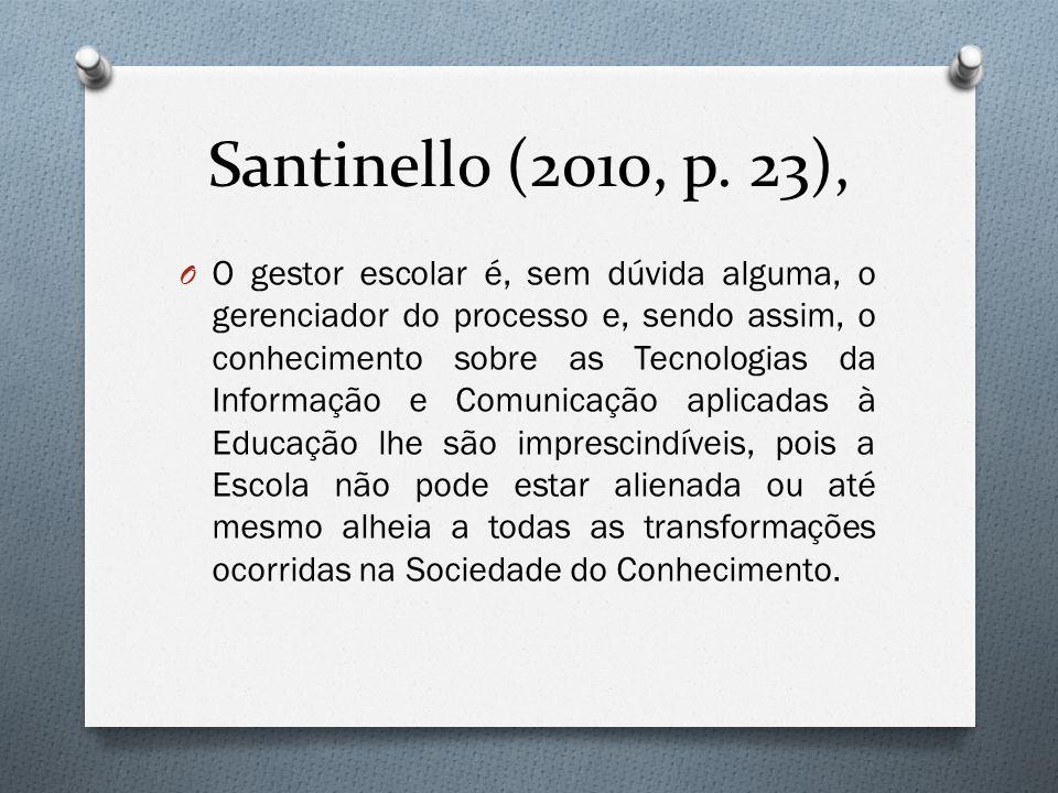 Santinello (2010, p. 23),