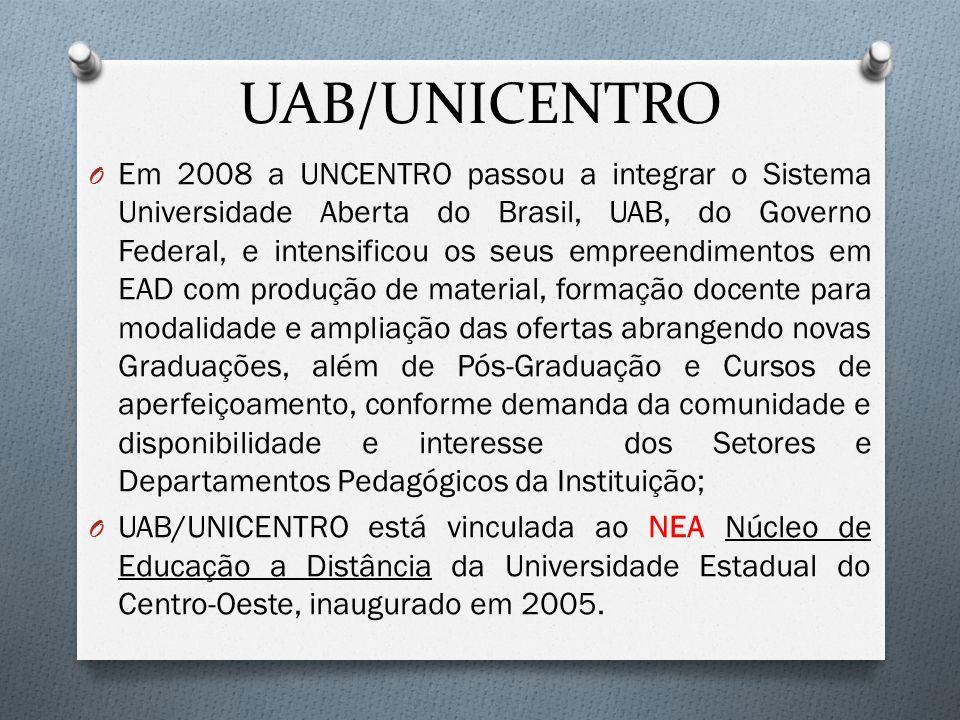 UAB/UNICENTRO
