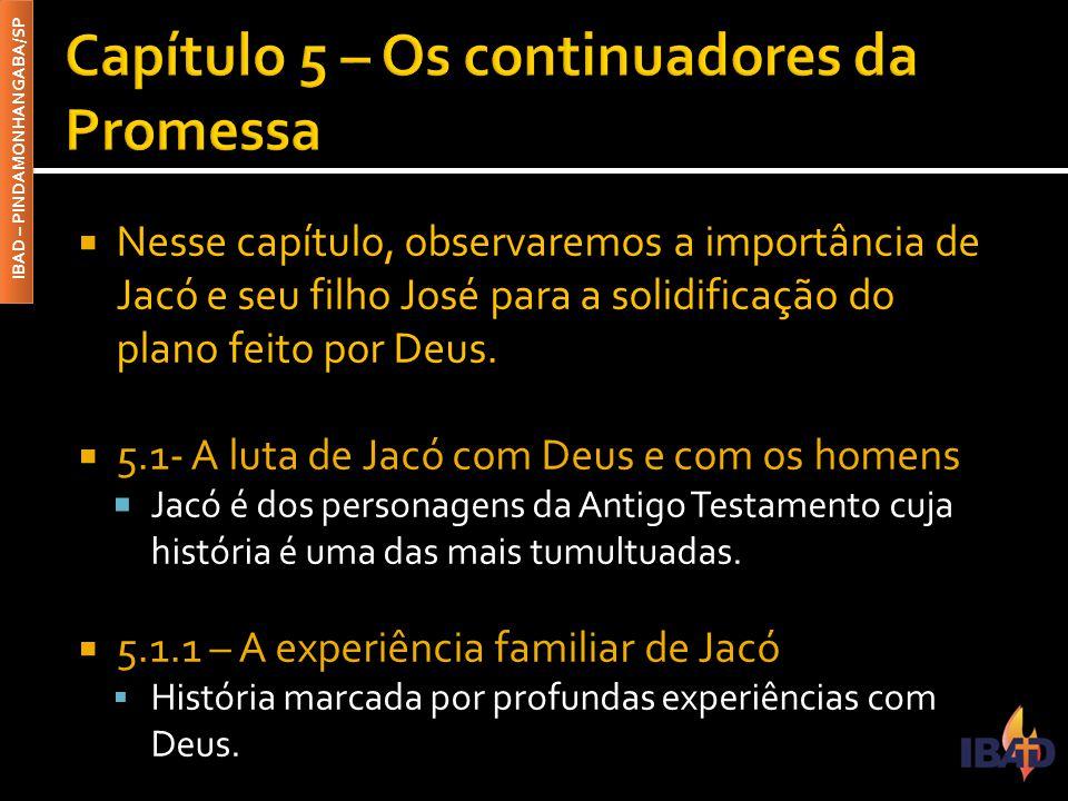 Capítulo 5 – Os continuadores da Promessa
