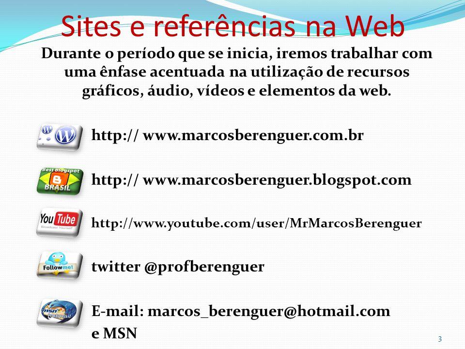 Sites e referências na Web