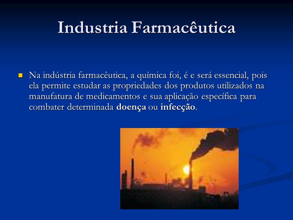 Industria Farmacêutica