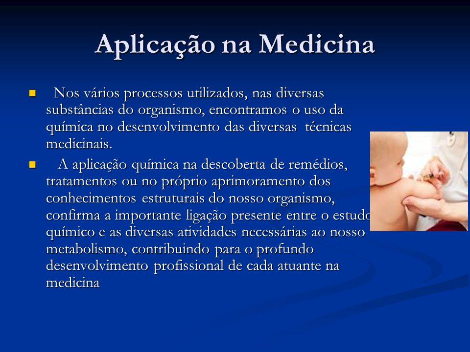 Aplicação na Medicina