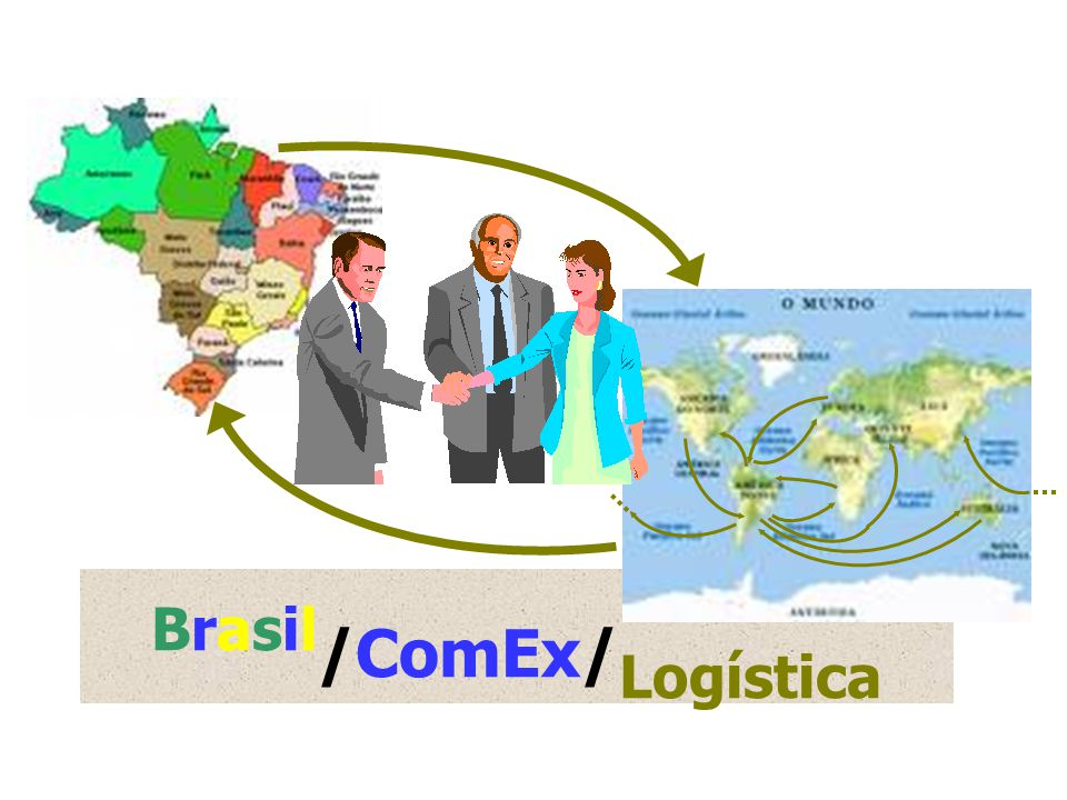 Brasil/ComEx/Logística
