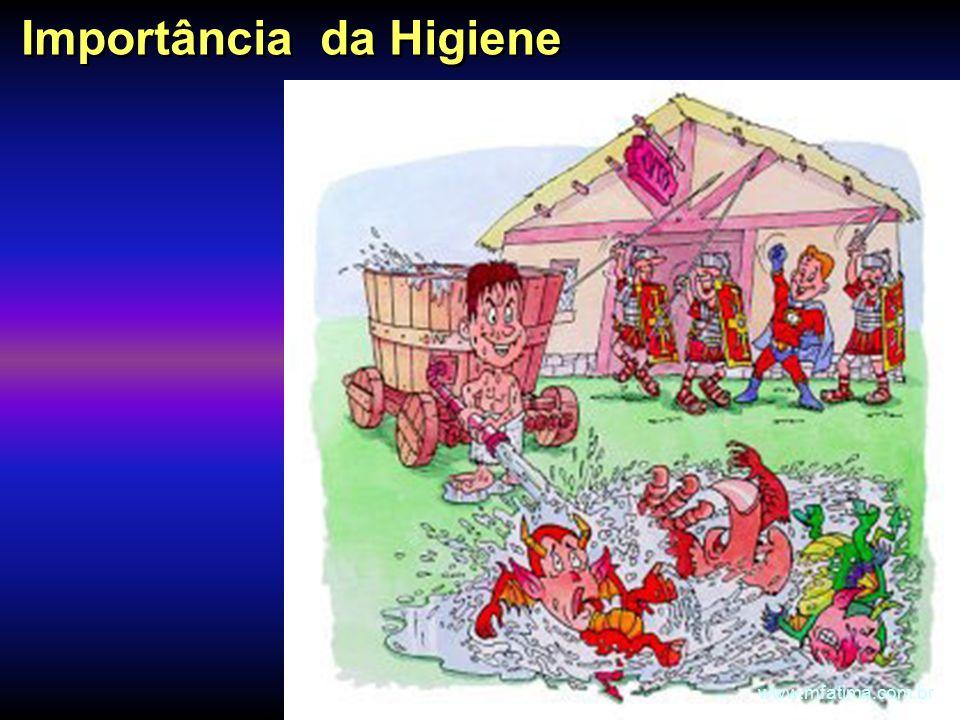 Importância da Higiene