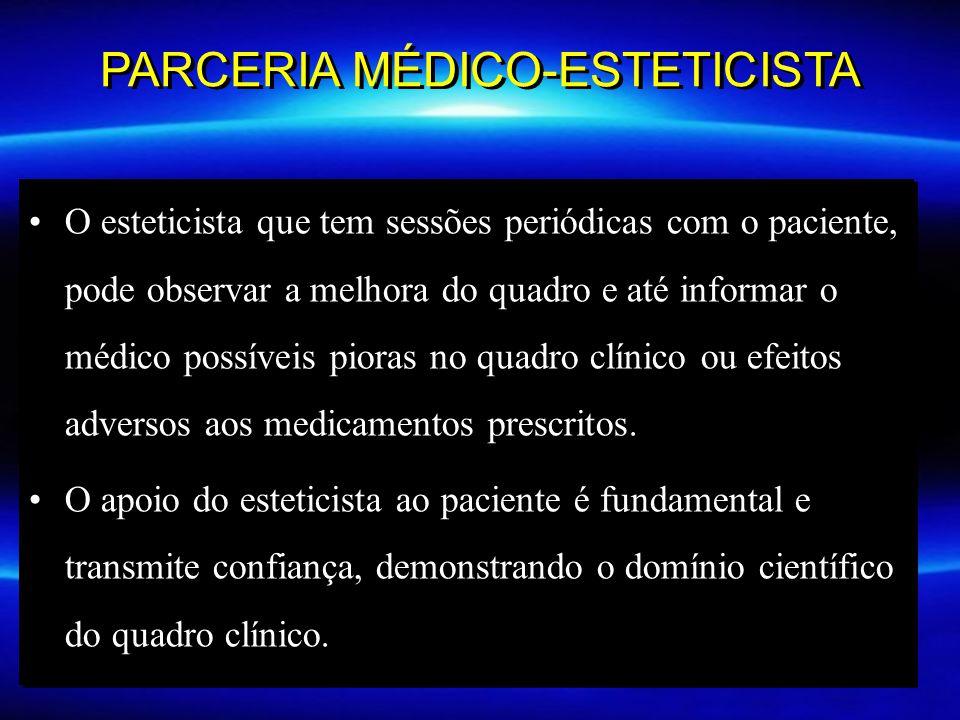 PARCERIA MÉDICO-ESTETICISTA