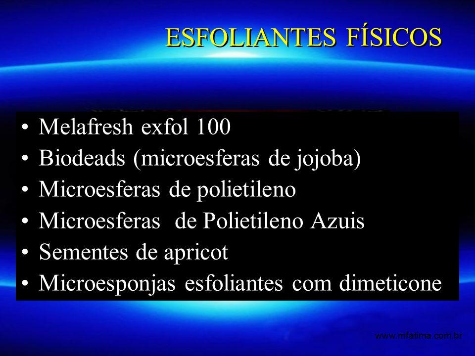 ESFOLIANTES FÍSICOS Melafresh exfol 100