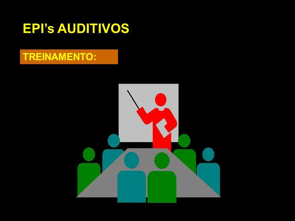 EPI's AUDITIVOS TREINAMENTO: