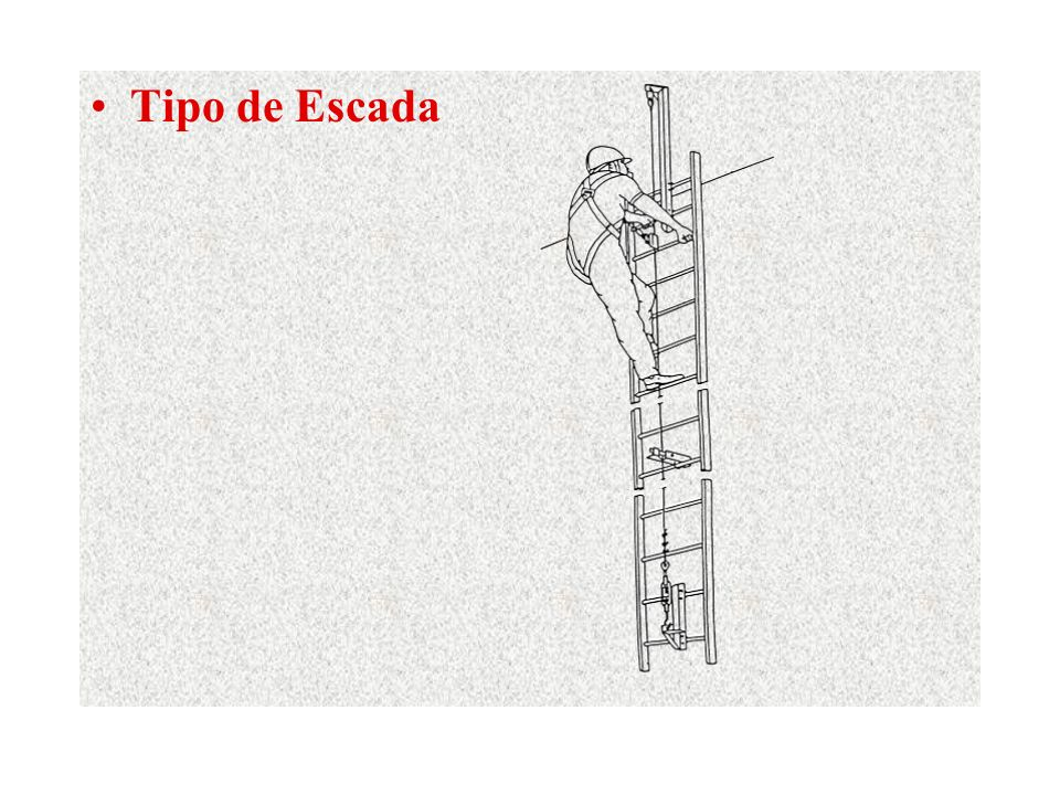 Tipo de Escada