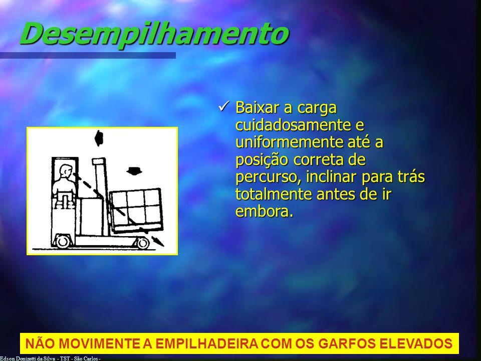 Edson Donizetti da Silva - TST - São Carlos - SP