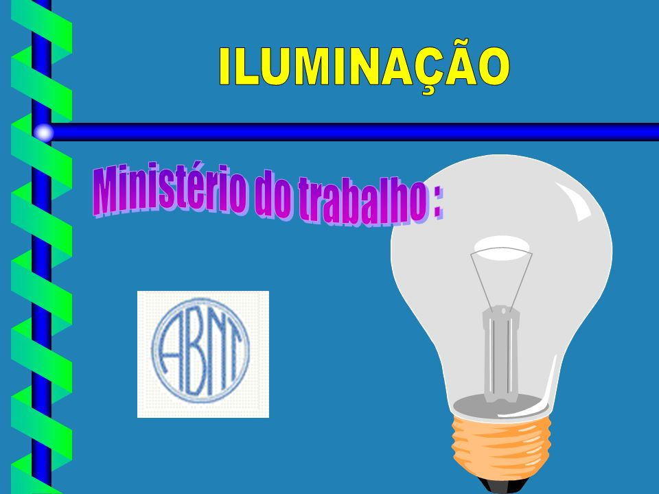 Ministério do trabalho :