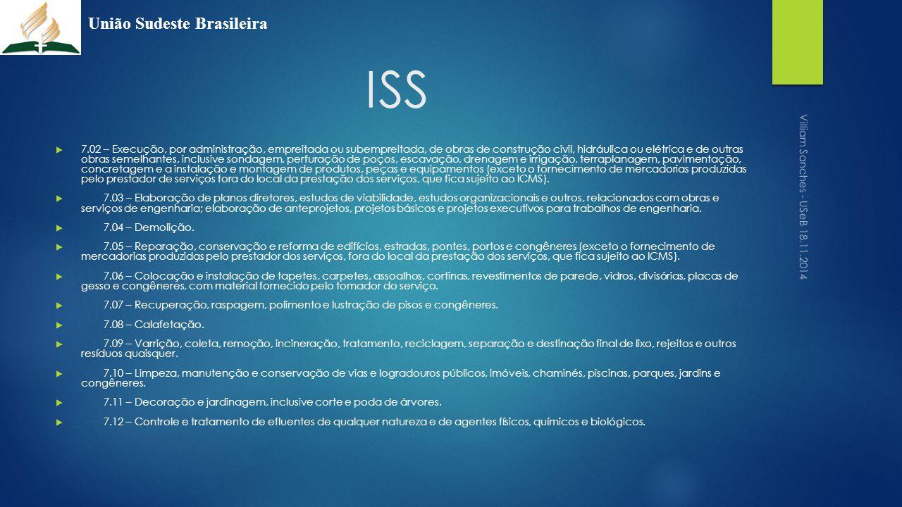 ISS União Sudeste Brasileira