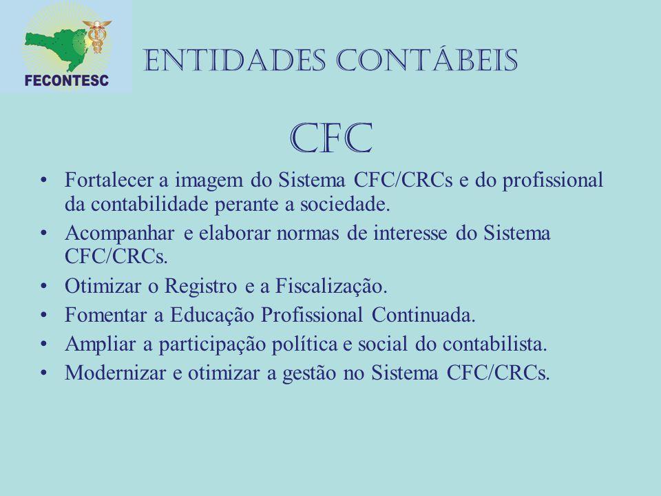 CFC ENTIDADES CONTÁBEIS