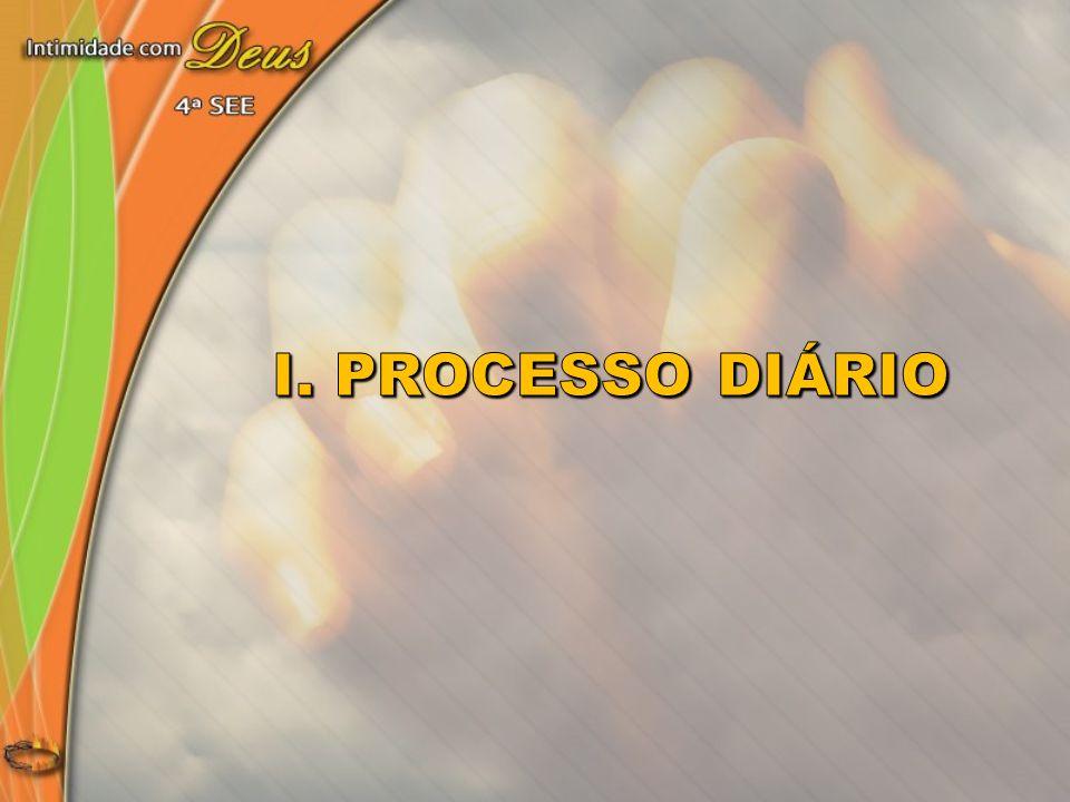 I. Processo diário