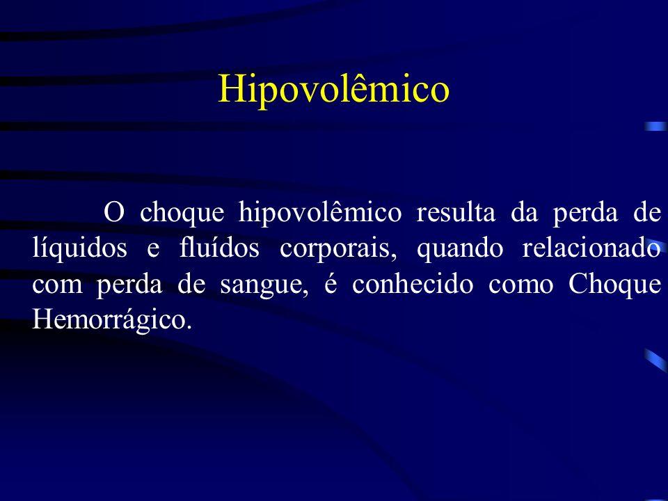 Hipovolêmico