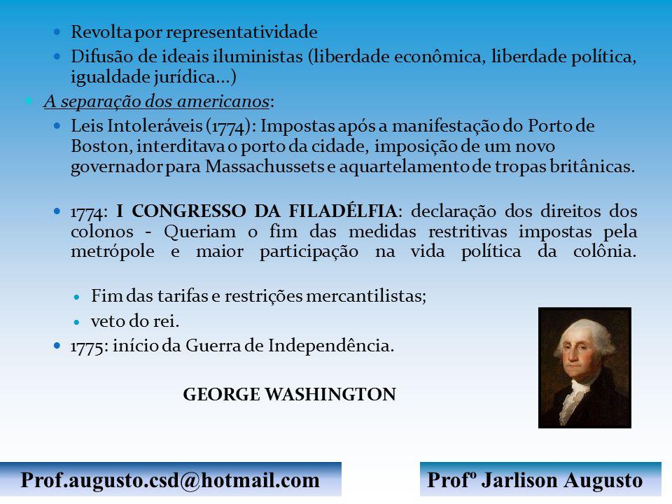 Profº Jarlison Augusto