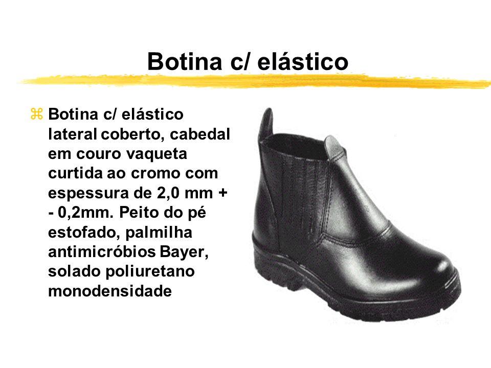 Botina c/ elástico