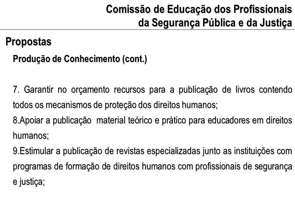 Comissão de Educação dos Profissionais