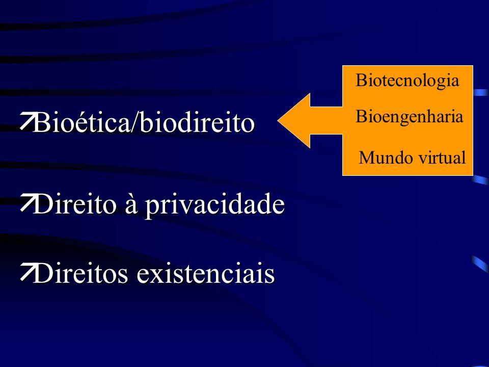 Direitos existenciais