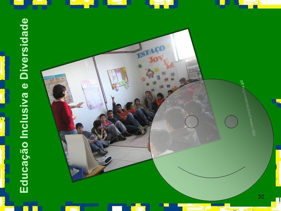 Educação Inclusiva e Diversidade